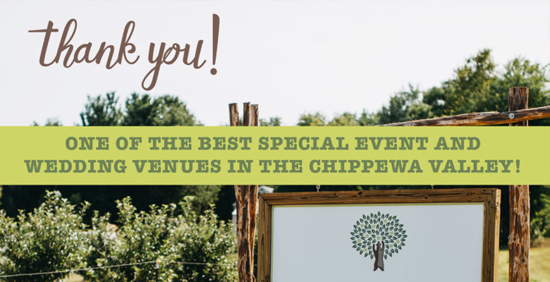 Thank You for Voting us One of the Best in the Chippewa Valley!