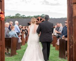 Dixon's Apple Orchard and Wedding Venue: Orchard Ceremony Site
