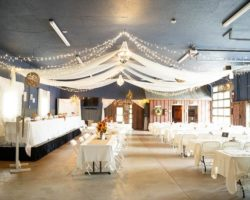 Dixon's Apple Orchard and Wedding Venue: Reception Venue